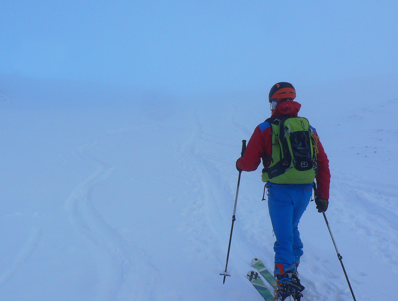 Skialp-Zahraničie - Skialpaktuál  všetky chodníky vedú na Chleb ... fdf6935e46a